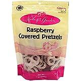Cibo Vita Raspberry Covered Pretzels, 7 oz, Pack of 6