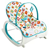 Fisher-Price Infant-to-Toddler Rocker - Geo Diamonds