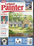 LEISURE PAINTER MAGAZINE, TIPS & TECHNIQUES FOR OIL PAINTERS FEBRUARY, 2018