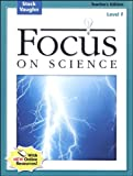 Focus on Science, Steck-Vaughn Staff, 0739891553