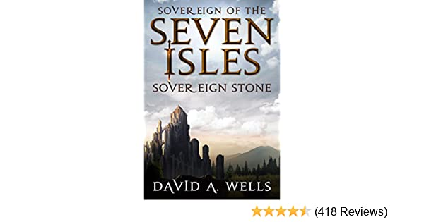 books like sovereign of the seven isles