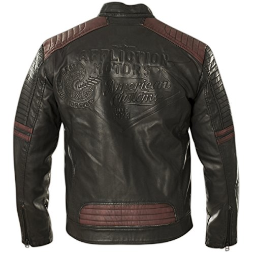 Uomo Black Giacca Black Affliction Affliction Uomo Giacca Affliction Overdyed Giacca Black Uomo Overdyed Overdyed 8xvqY65
