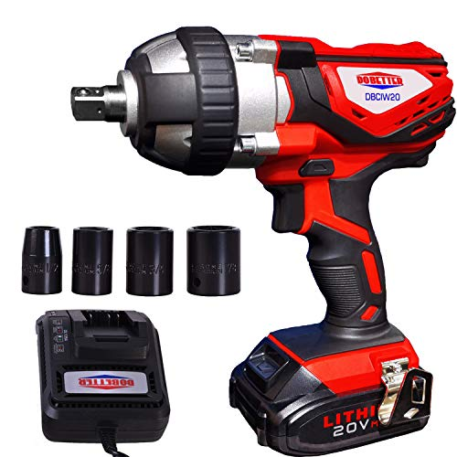Cordless Impact Wrench 12