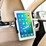 Bestrix Universal Headrest Tablet Car Mount Holder for iPad Air2/3/4/Mini, Galaxy Tab 3/4, Nexus 7, Kindle Fire HD 6/7 Fire HDX 7/8.9 Fire 2 and all Tablet Devices 7