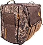 Browning P000003290199 Camo Dog Crate Cover, Insulated, Realtree Max, X-Large