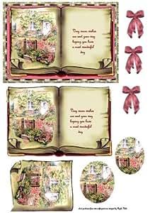 Rose cottage frelan libro por Angela de encendido y apagado