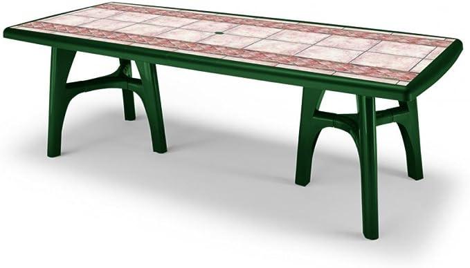 Idea para mesas de exterior, mesas extensibles mesa de plástico ...