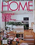 kitchen island design ideas Home Magazine April 1988 (Creative Ideas for Home Design Ingenious Kitchen Islands)