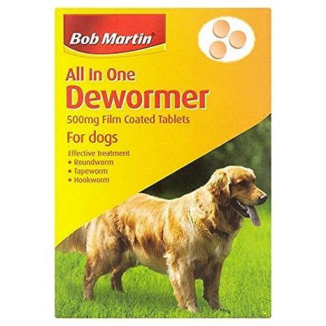 Bob Martin All In desparasitante para perros 3 por paquete: Amazon.es: Jardín