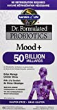 Garden of Life Dr. Formulated Probiotics Mood + Vcaps - Shelf Stable, 60