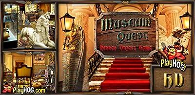 Museum Quest - Hidden Object Game