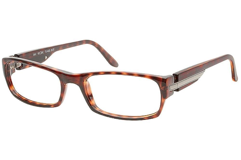 Tuscany Mens Eyeglasses 524 Full Rim Optical Frame 54mm
