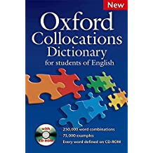 Oxford Collocations Dictionary: For Students of English