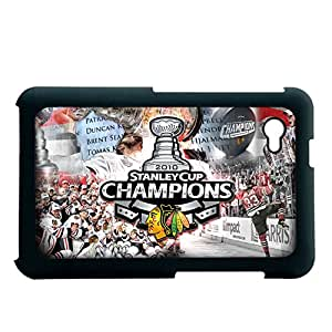 Cute Phone Cases For Man For Galaxy P6200 Pad Design With Chicago Blackhawks 1 Choose Design 3