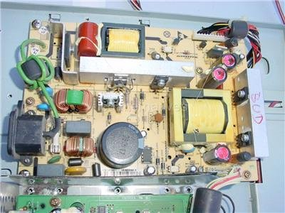Repair Kit, Magnavox 32MF231D, LCD TV, Capacitors, Not the E