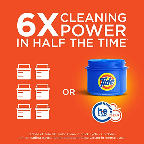 -[ Tide High Efficiency Liquid Laundry Detergent, Original Scent, 50 fl oz (32 Loads)  ]-