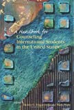 img - for a handbook for Counseling International Students in the United States book / textbook / text book