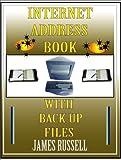 Internet Address Book, James Russell, 0916367126
