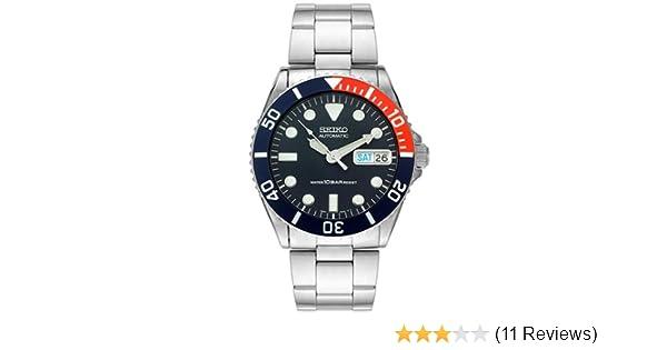 Amazon.com: Seiko Mens SKX033K2 Automatic Stainless Steel Watch: Seiko: Watches