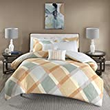 Madison Park Drew Duvet Cover Set,