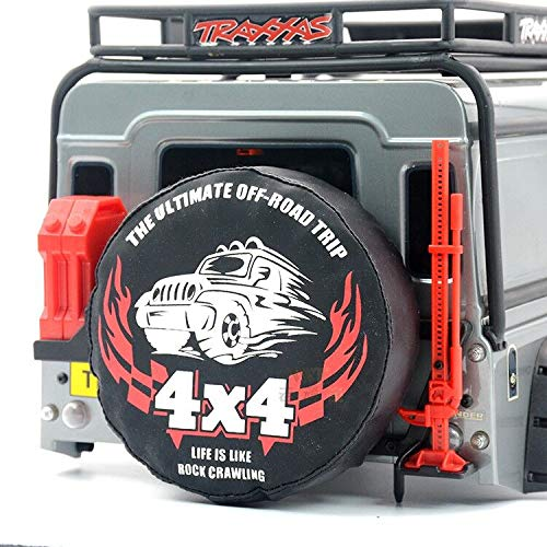 rc spare tire cover - 4
