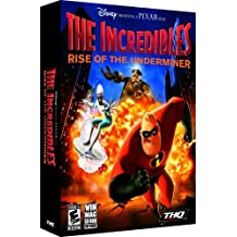 The Incredibles 2: Rise of the Underminer