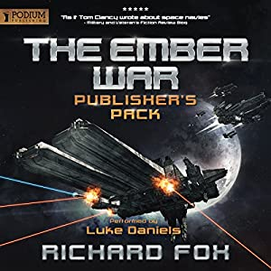 The Ember War Audiobook
