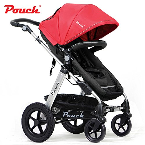 Pouch 2 in 1 Baby Stroller With Bassinet