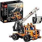 LEGO TECHNIC - 42088 - PLATAFORMA DE EMERGÊNCIA