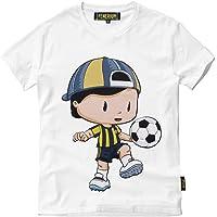 Fenerium-Fb Pepee Futbolcu T-Shirt-Beyaz-10