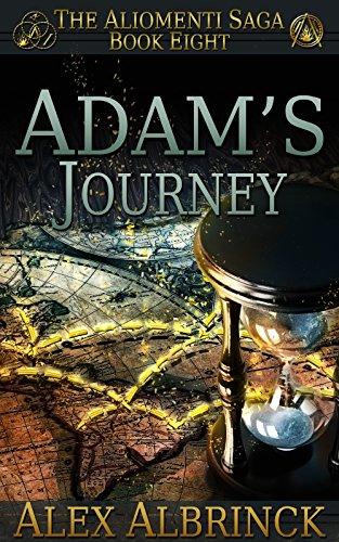 Adam's Journey (The Aliomenti Saga - Book 8)