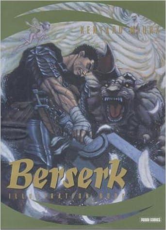 Amazon Illustration Kentaro it Berserk Miura Book Libri rHrqT