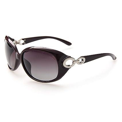 Zantec 2018 Gafas de sol polarizadas con estilo de la mujer Gafas de lentes clásicas UV400