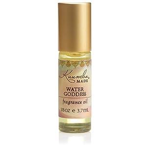 Kuumba Made Water Goddess Fragrance Oil Roll-On .125 Oz / 3.7 ml (1-Unit)