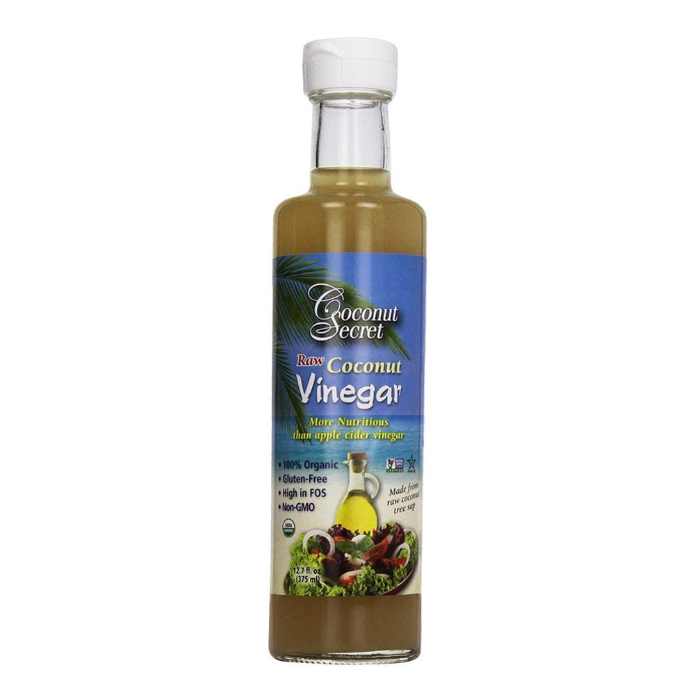 Coconut Secret -Raw Coconut Vinegar Coconut Secret 12.7 fl. Oz, Gluten Free