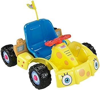 Fisher-Price Power Wheels Spongebob Get Set Go! Kart