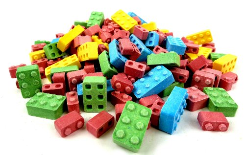 Candy Blocks (Blox), 3lb Bag -