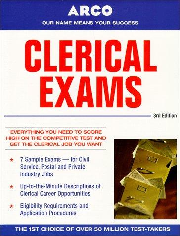 Arco Clerical Exams (3rd ed)