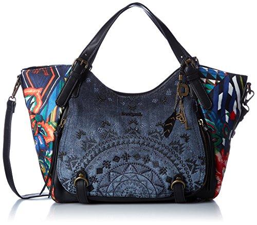 Desigual Bag Rotterdam Gianna, Blue Shades