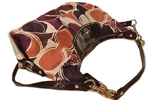 Buy coach scarf top handle bag