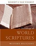 Anthology of World Scriptures 1st Edition