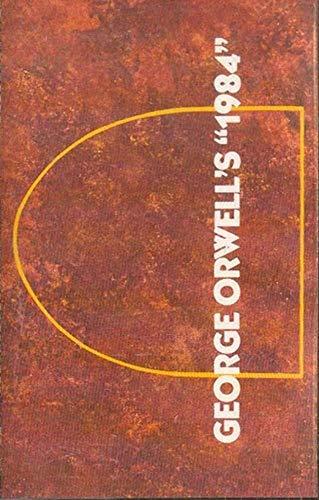 George Orwell's 1984 - Starring David Niven Cassette Tape (Orwells Cassette)
