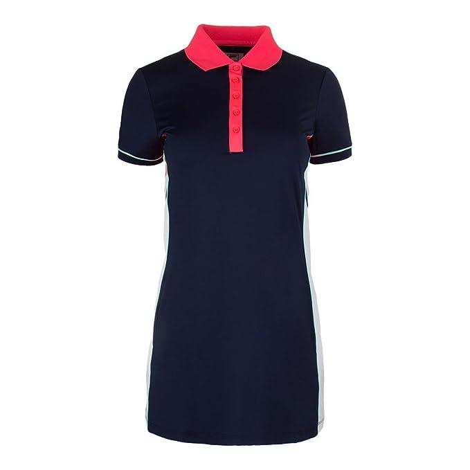 Fila Women's Heritage Tennis Polo Dress at Amazon Women's ...