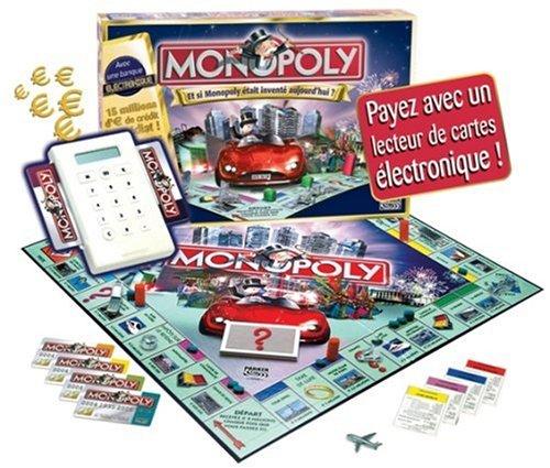 Monopoly Junior  Electronique  Jeu de société  Tric Trac