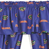 NCAA Florida Gators Collegiate Curtain-Valance Set Review