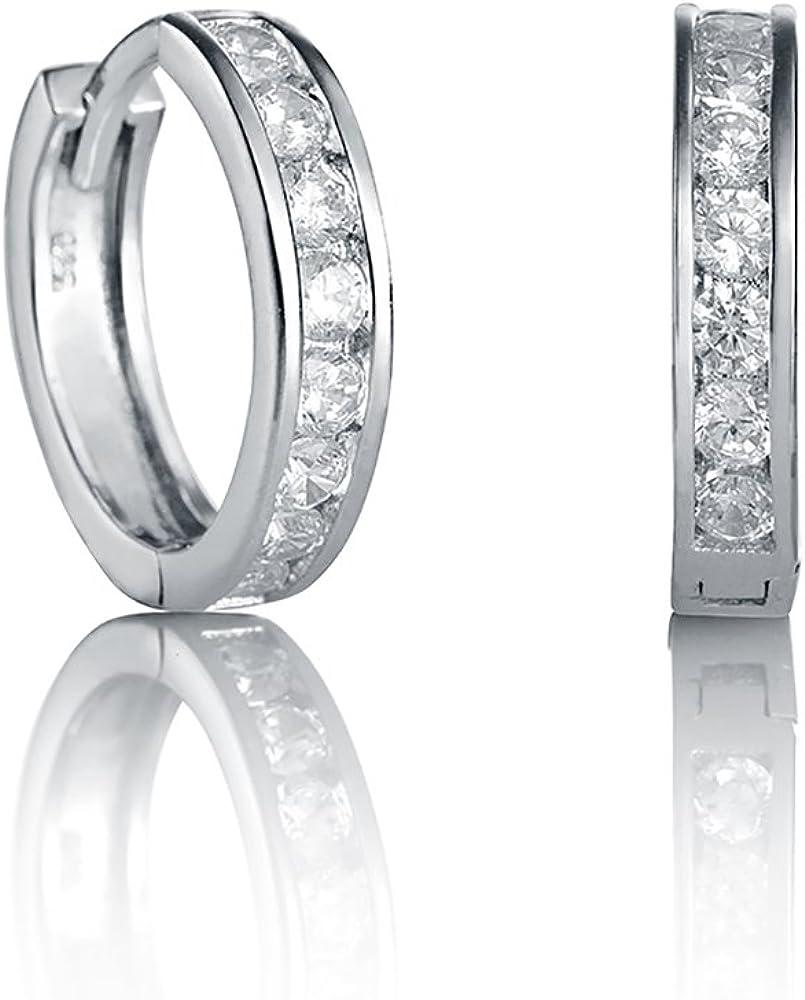 Pendientes Viceroy Jewels 21009E000-30 Plata de Ley