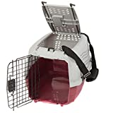 Favorite Airline Approved Travel Pet Carrier, Red by Favorite