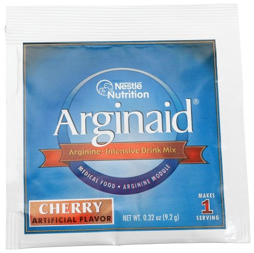 Arginaid, 0.32 Ounce Packets (Pack of 56)