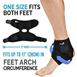Ankle Support Brace, Breathable Neoprene