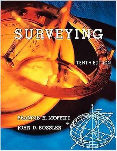 Surveying 10th Edition Francis H Moffitt John D Bossler